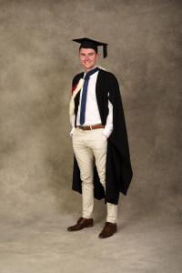 Graduation portraits Auckland