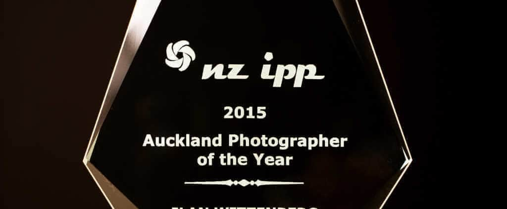2015 NZIPP Auckland Photographer of the Year award
