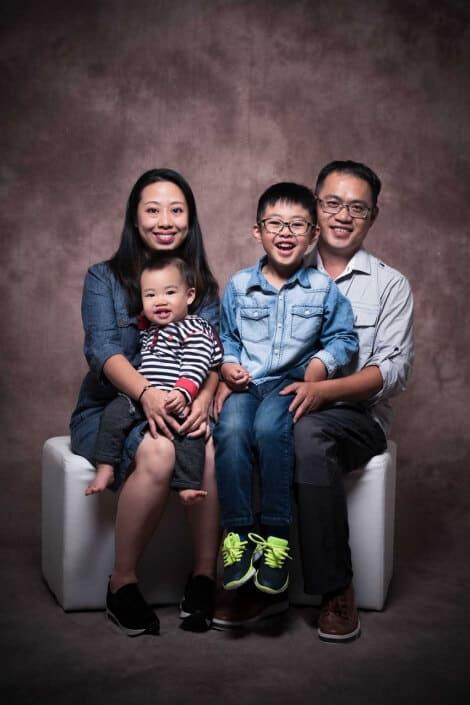 Family Portrait North Shore