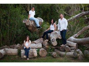 Family portrait - Castor Bay Auckland