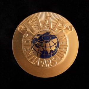 Gold FIAP medal, Ilan Wittenberg , New Zealand, Flinders Chase