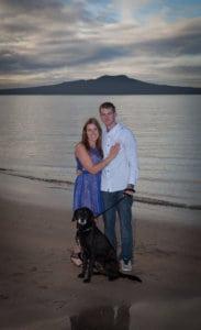 Engagement Photos - Auckland Wedding Photographer