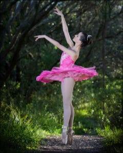 Ballet photographs - Auckland Photographer