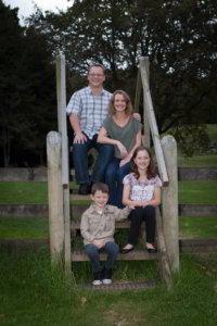 Family portrait photography - Auckland