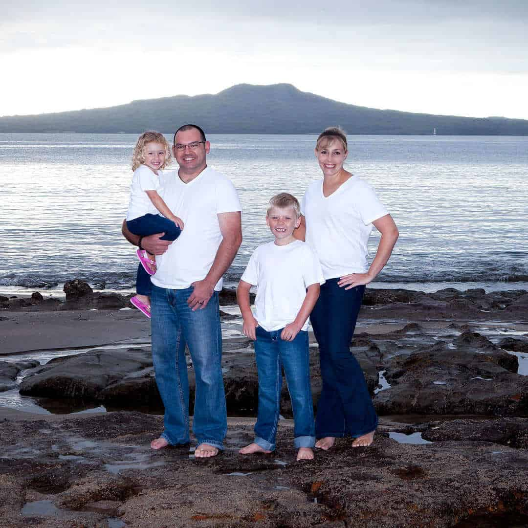 Family Portraits Auckland