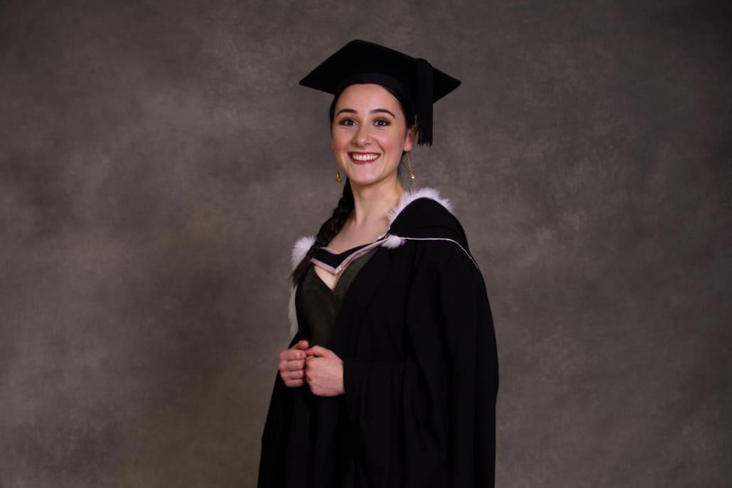 Graduation Portraits North Shore
