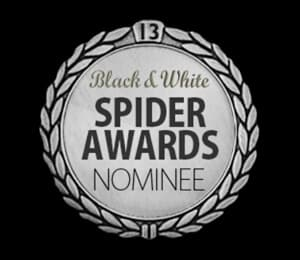 Black & White Spider Awards Nominee - Drought